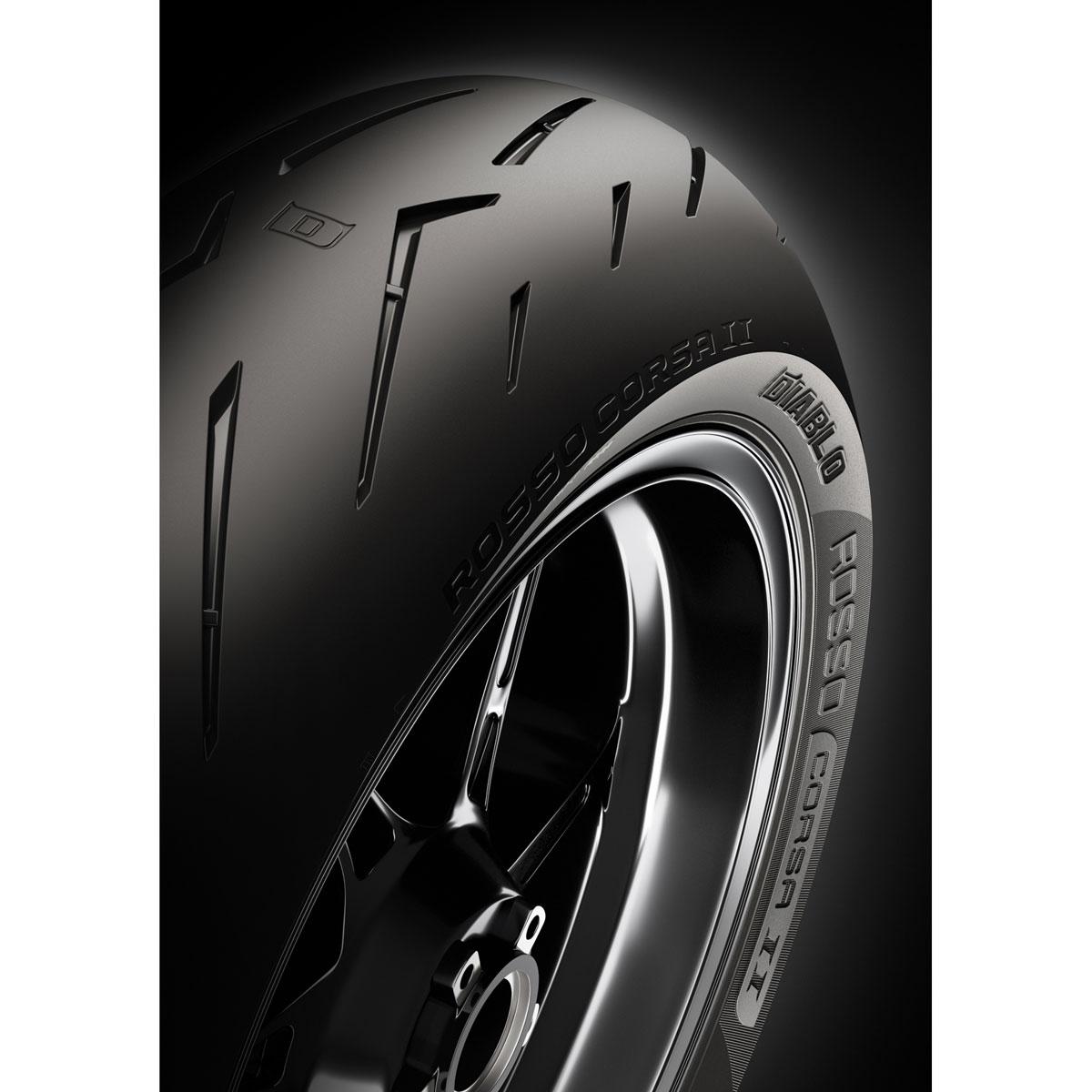 Pirelli Diablo Rosso Corsa Tires - Cycle Gear
