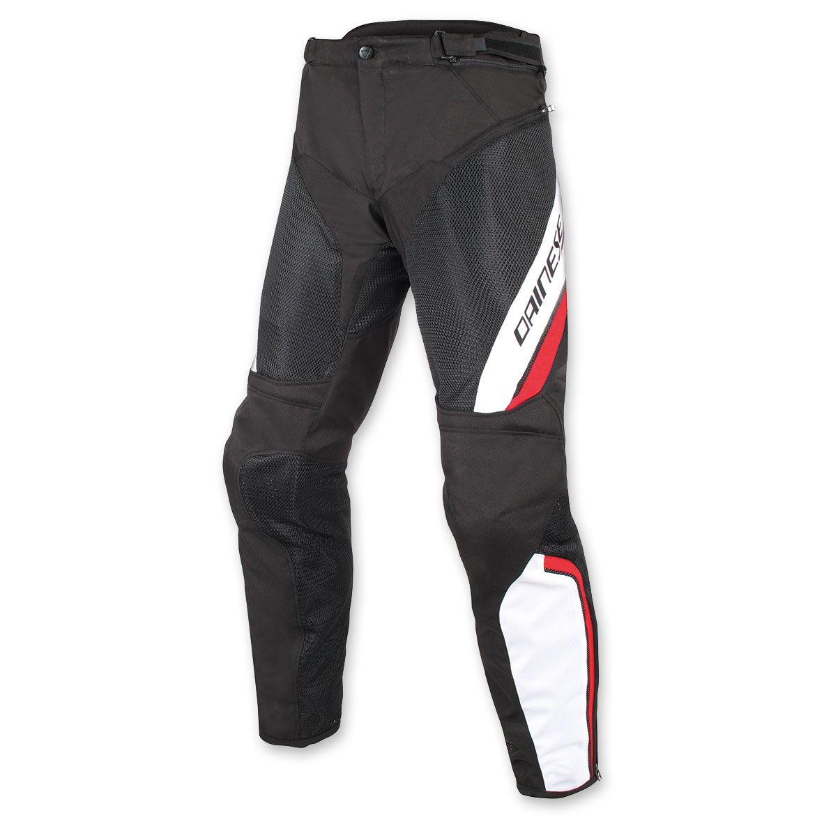 Dainese Men's Drake Air D-Dry Black/White/Red Pants