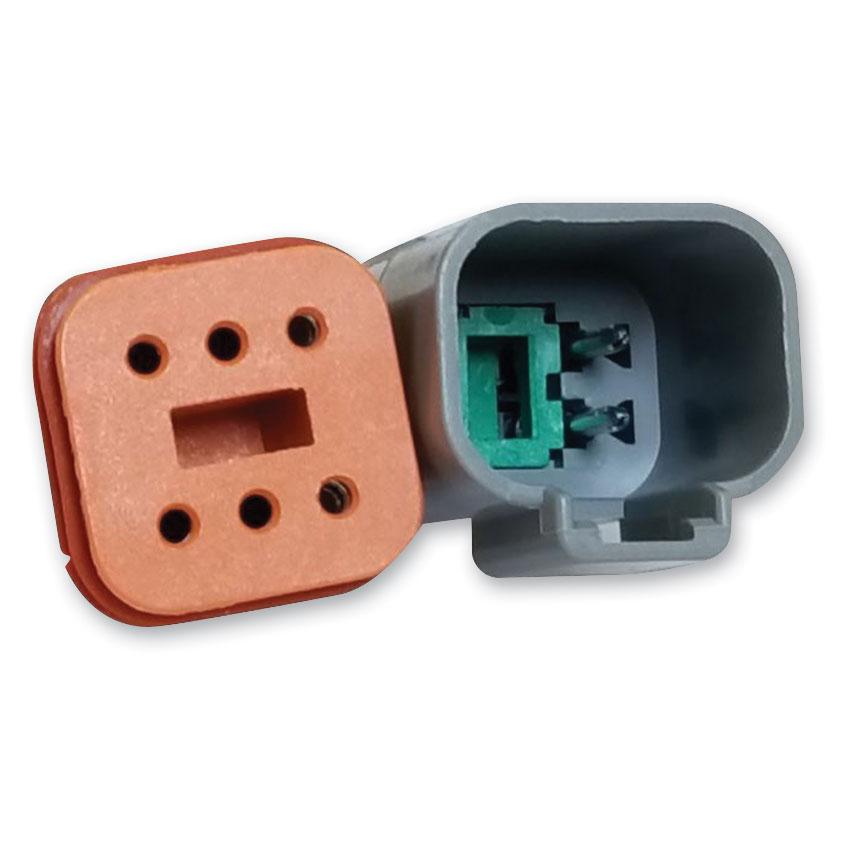 Love Jugs 6 Pin Accessory Plug Adapter