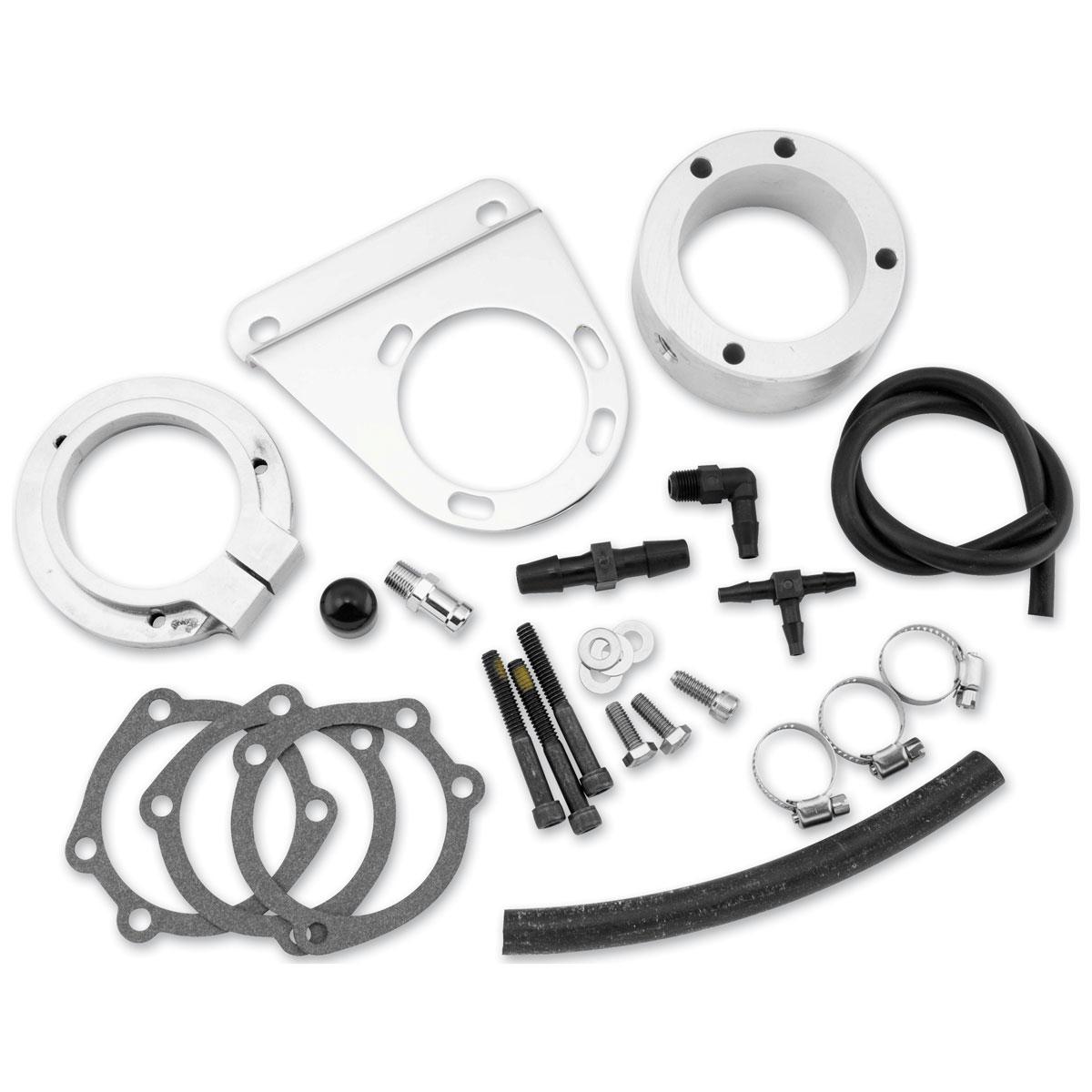 Kuryakyn Hypercharger Mounting Kit