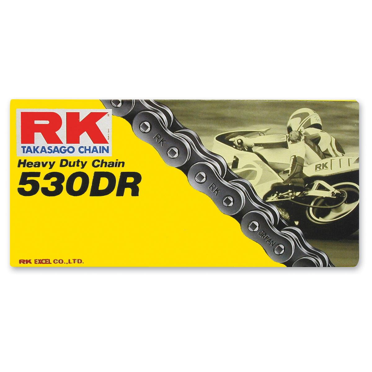 RK Chains Drag Chain 530 Natural