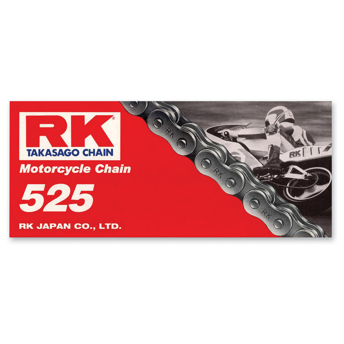 RK Chains M Chain 525 Natural
