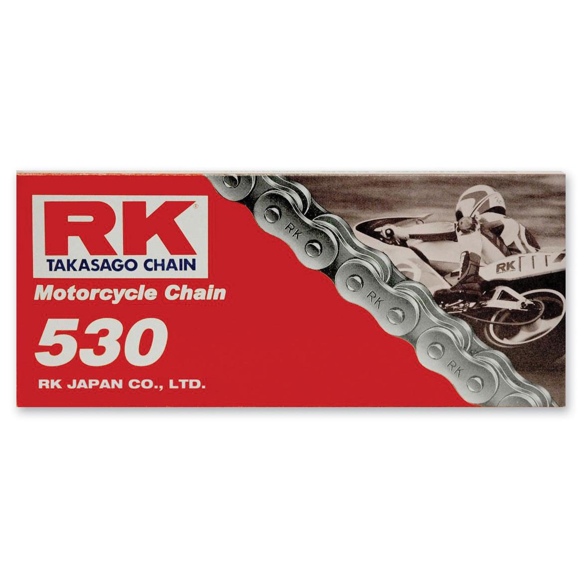RK Chains M Chain 530 Natural