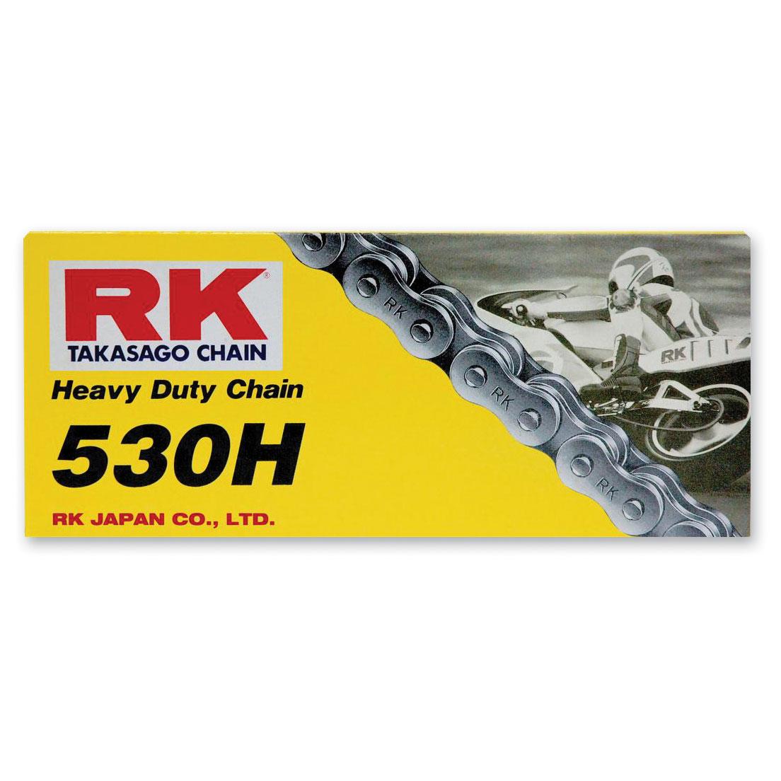 RK Chains 530 HD Chain Natural