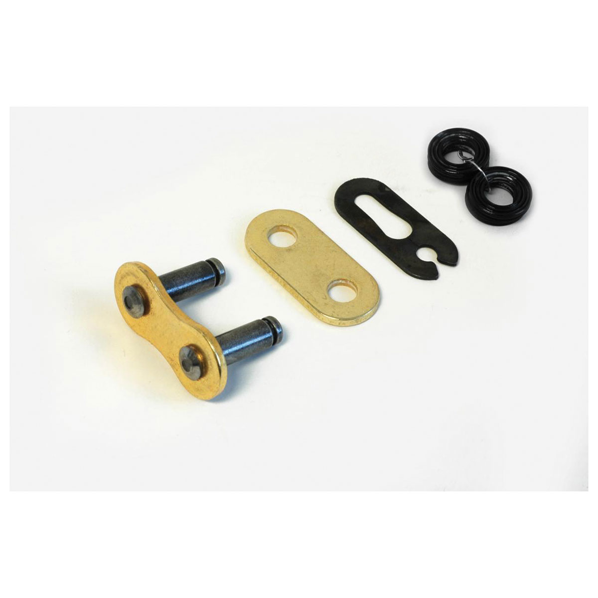 RK Chains GXW Clip Link 520 Gold