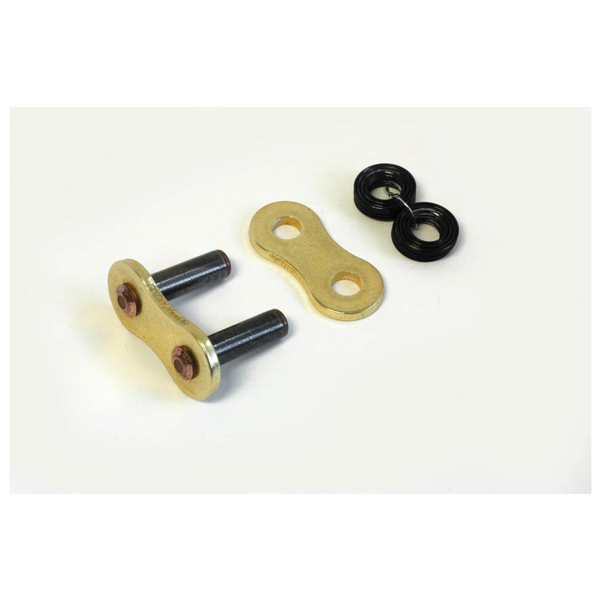 RK Chains UWR Rivet Link 520 Gold