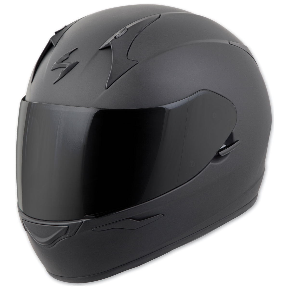 Scorpion EXO EXO-R320 Matte Black Full Face Helmet