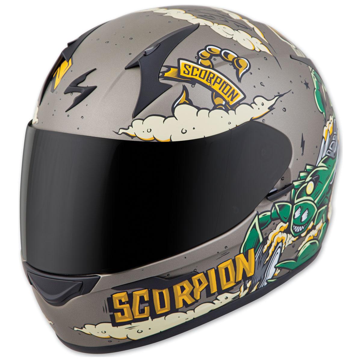 Scorpion EXO EXO-R320 Moto Fink Full Face Helmet