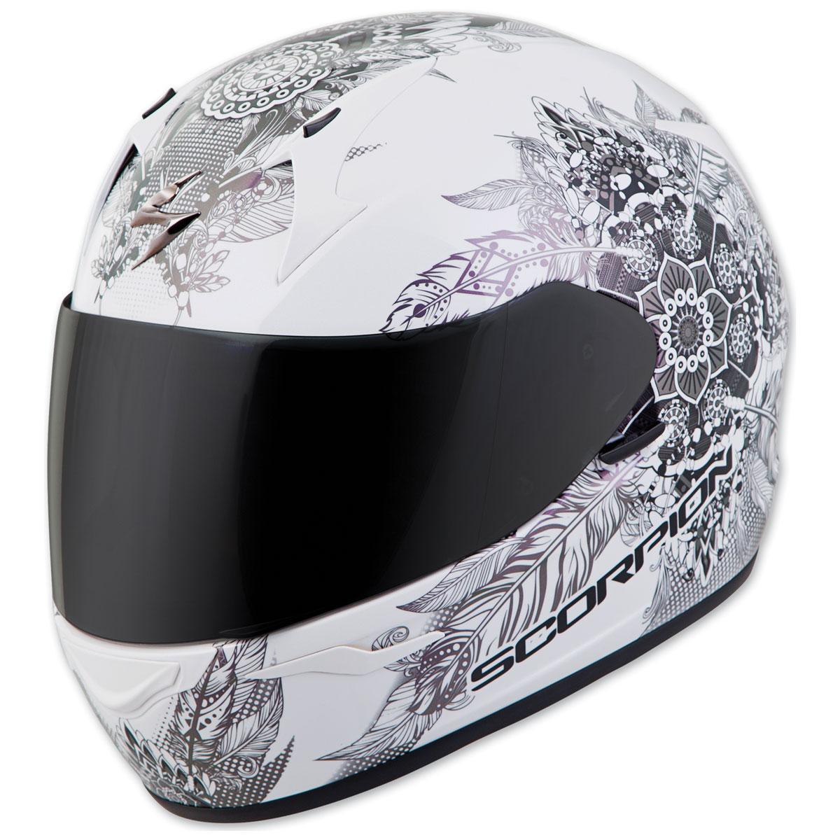 Scorpion EXO EXO-R320 Dream White Full Face Helmet