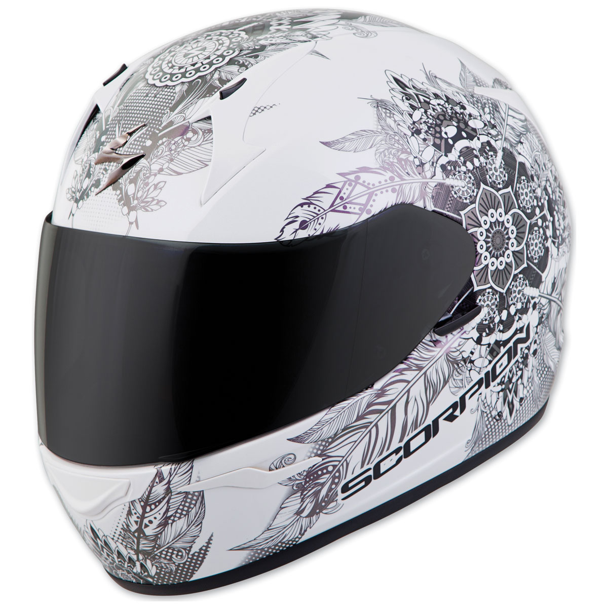 Scorpion EXO EXO-R320 Dream White Full Face Helmet