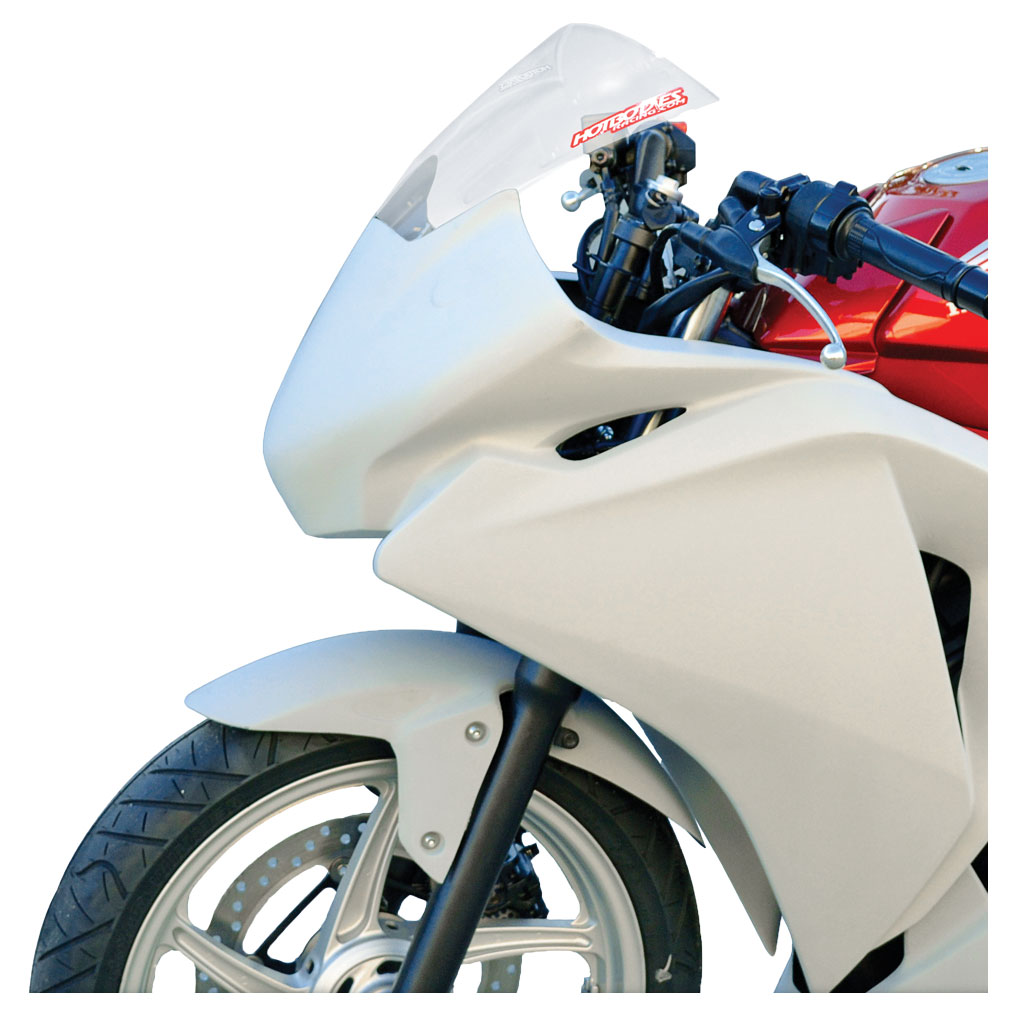 Hotbodies Race Front Fender Gray