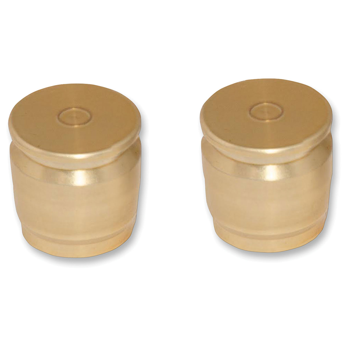 Pro Pad Docking Station Brass Shell Casing Caps