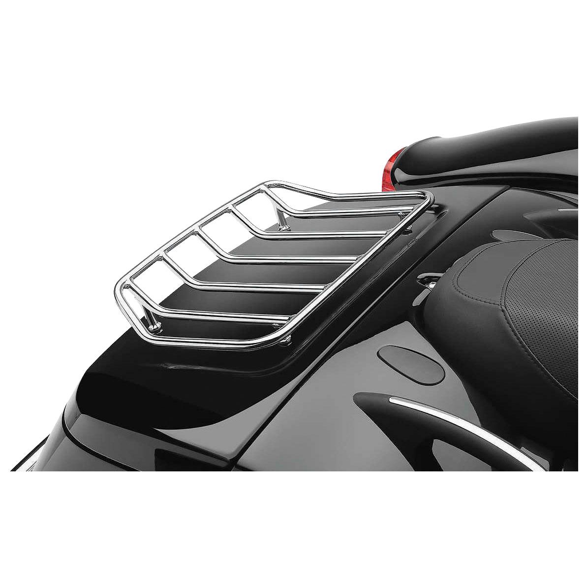 Cobra Luggage Rack Chrome