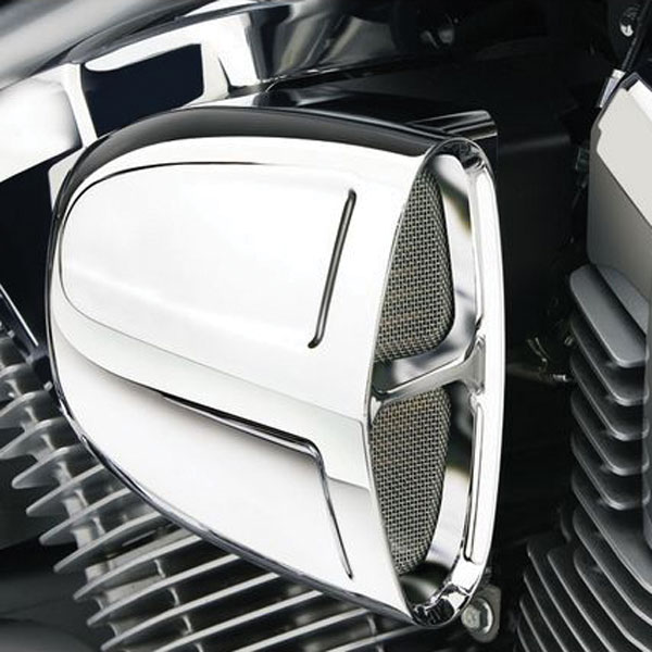 Cobra PowrFlo Air Cleaner System Chrome