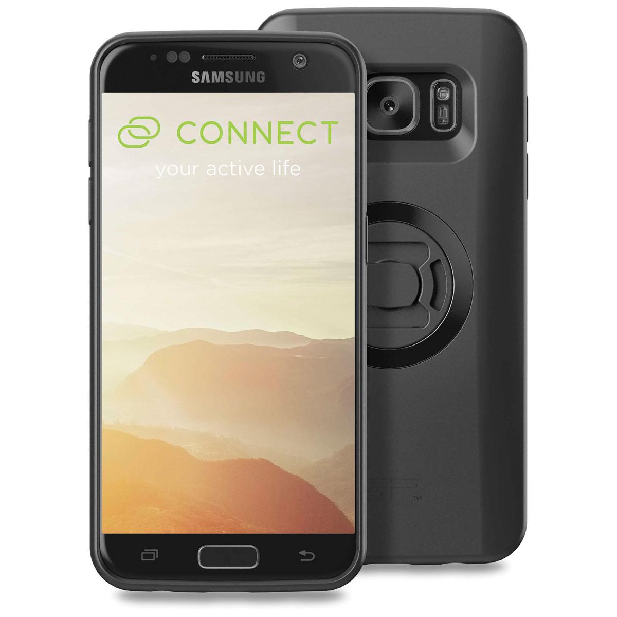 SP Connect Case Set for Samsung S7, Black