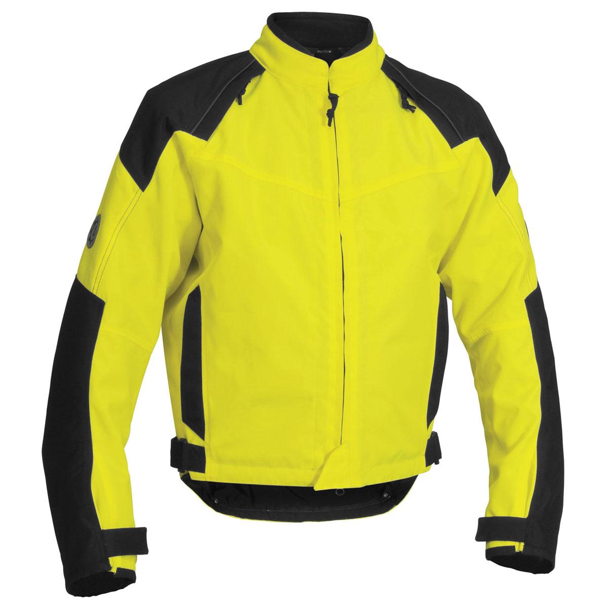 Firstgear Men's Rush DayGlo Textile Jacket