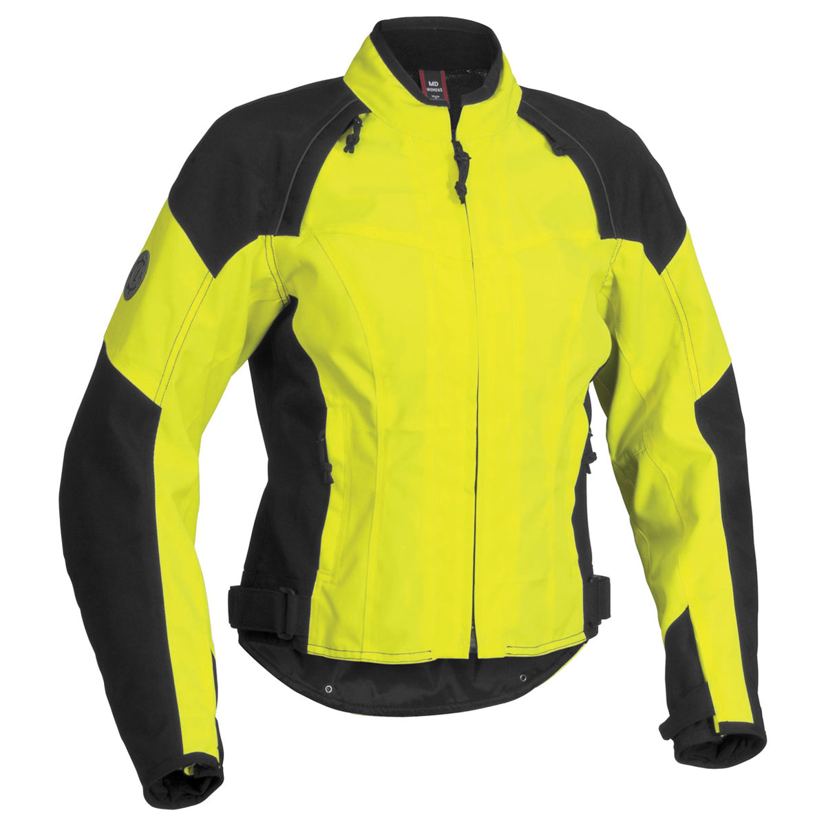 Firstgear Women's Contour DayGlo Textile Jacket