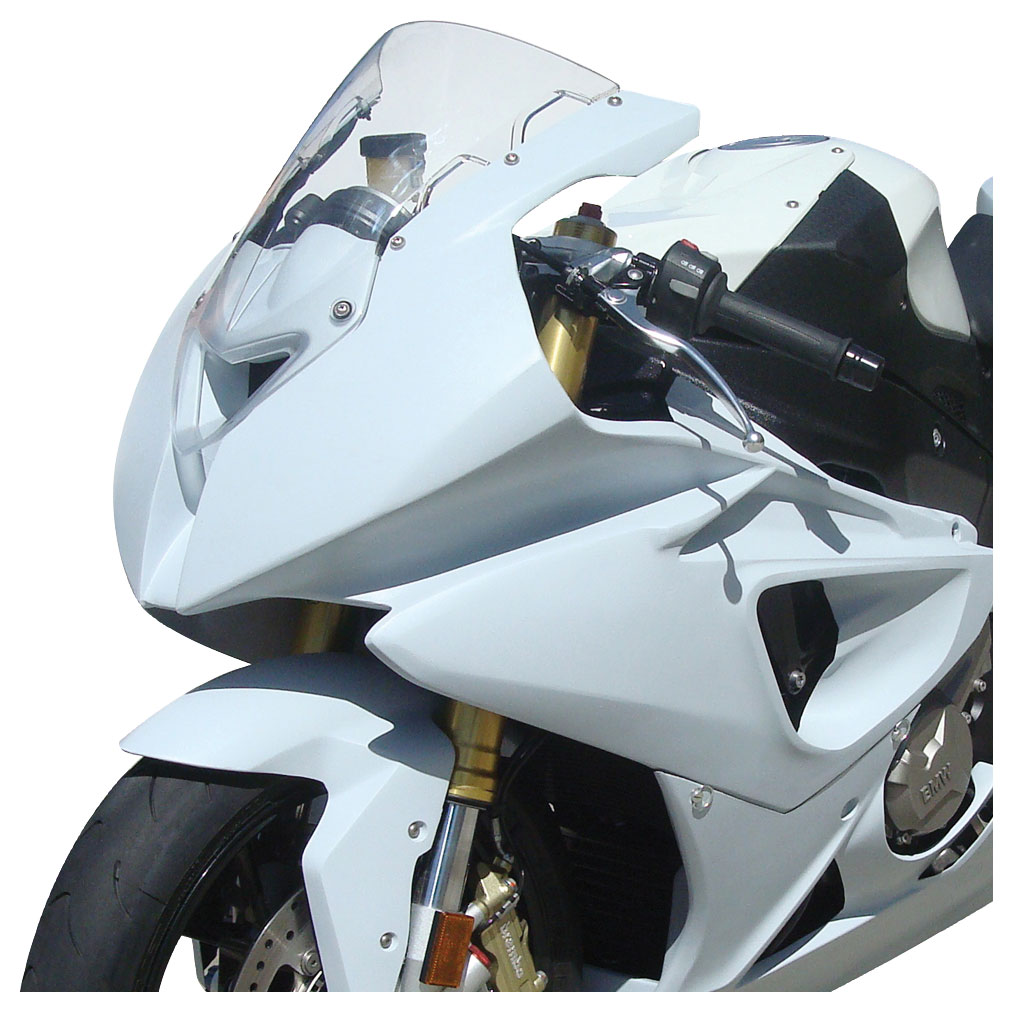 Hotbodies Race Lower Fairing Gray