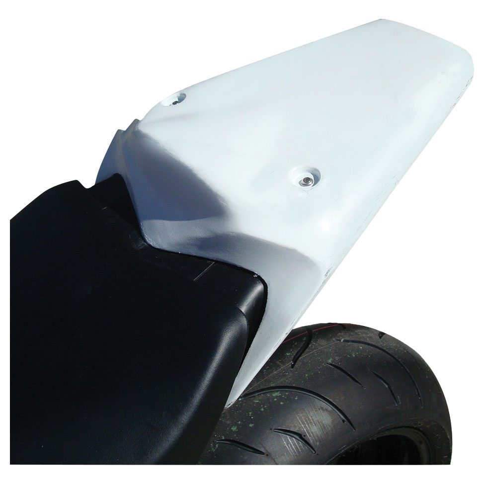 Hotbodies Race Tail Section Gray