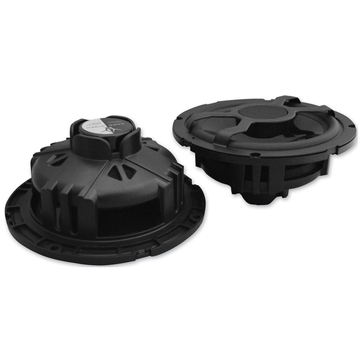 Hawg Wired NX Series 6.5″ Speakers, 4 OHM | 166-7861 | J&P Cycles