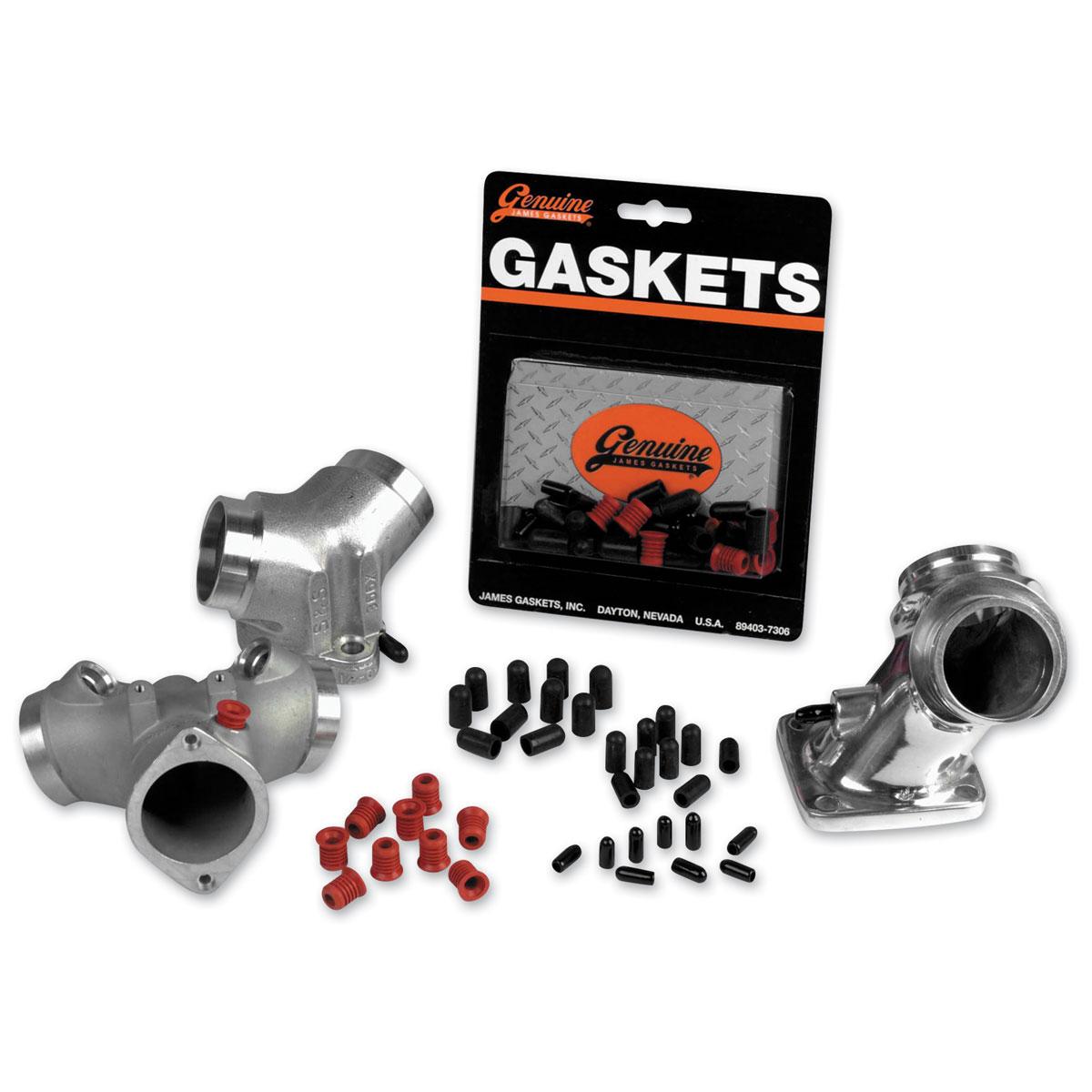 Genuine James Carburetor Cap and Plug Kit
