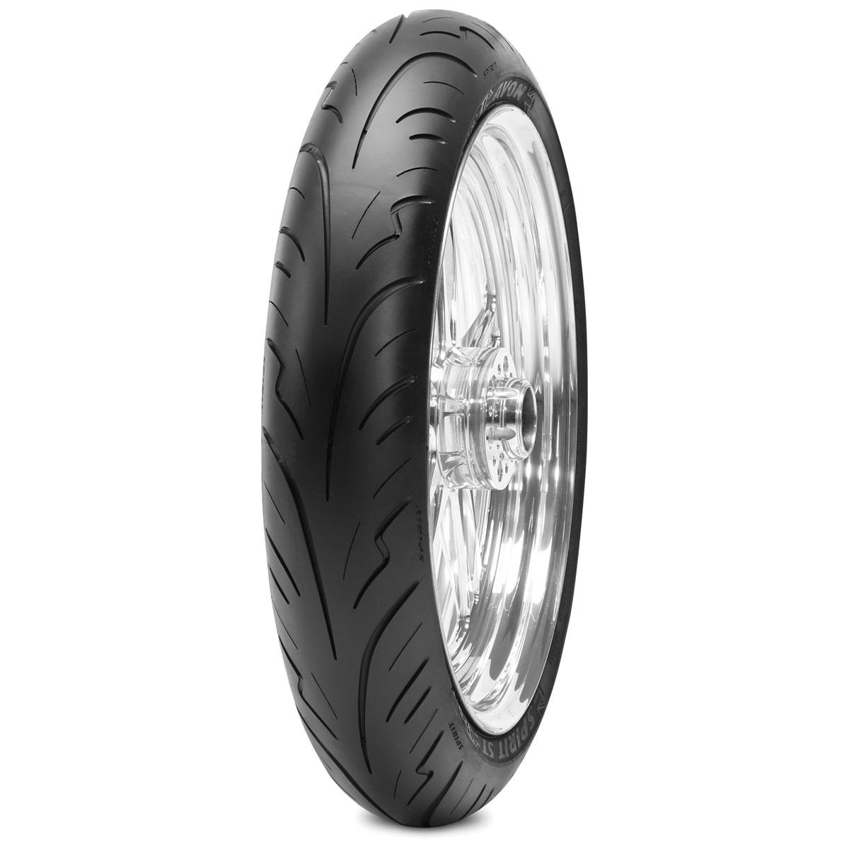 Avon Spirit ST 100/90ZR18 Front Tire