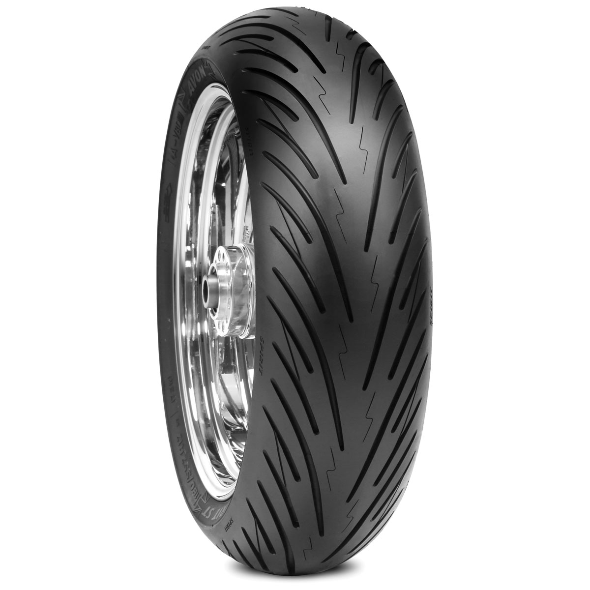 Avon Spirit ST 180/55ZR17 Rear Tire