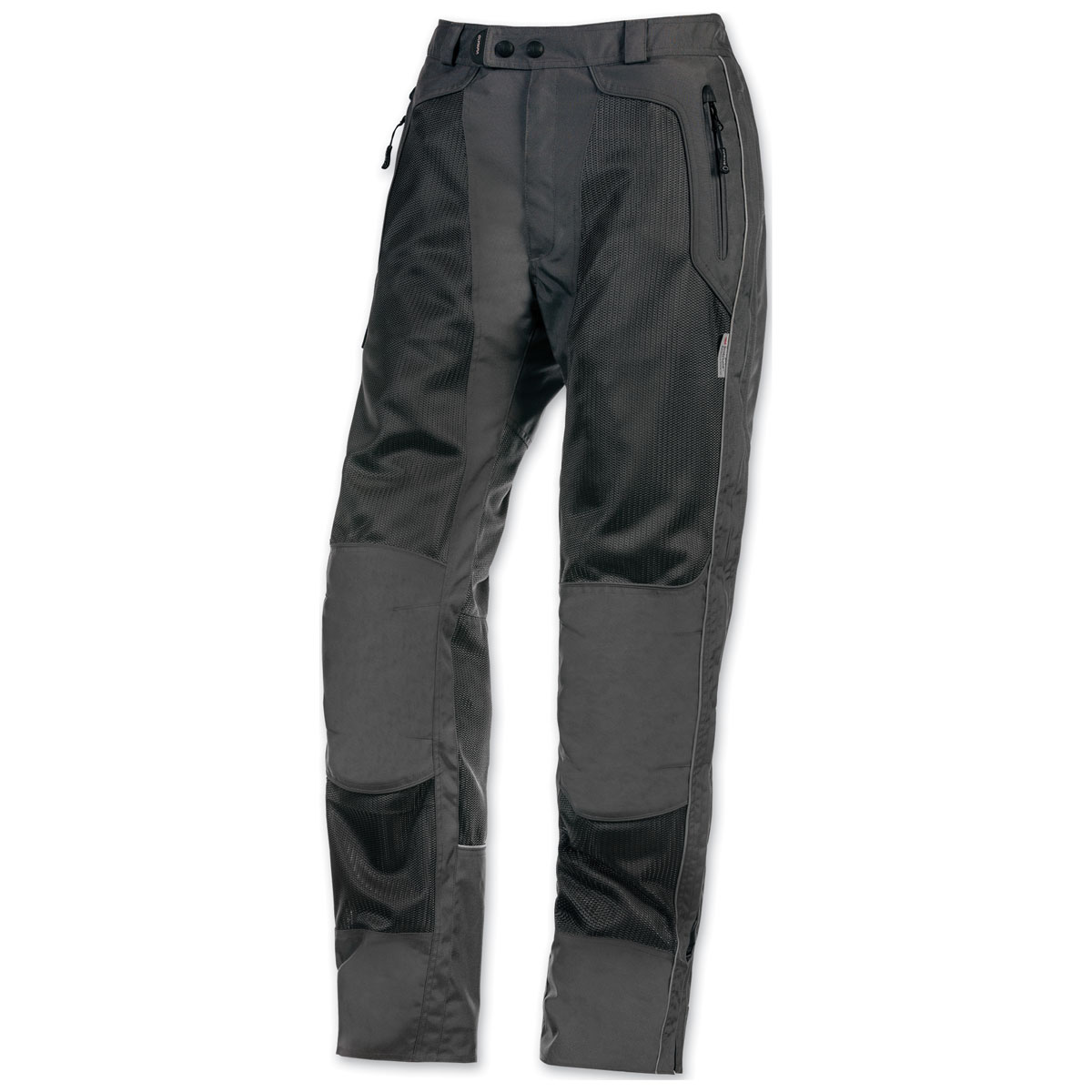 Olympia Moto Sports Men's Airglide 4 Mesh Tech Pewter Pants