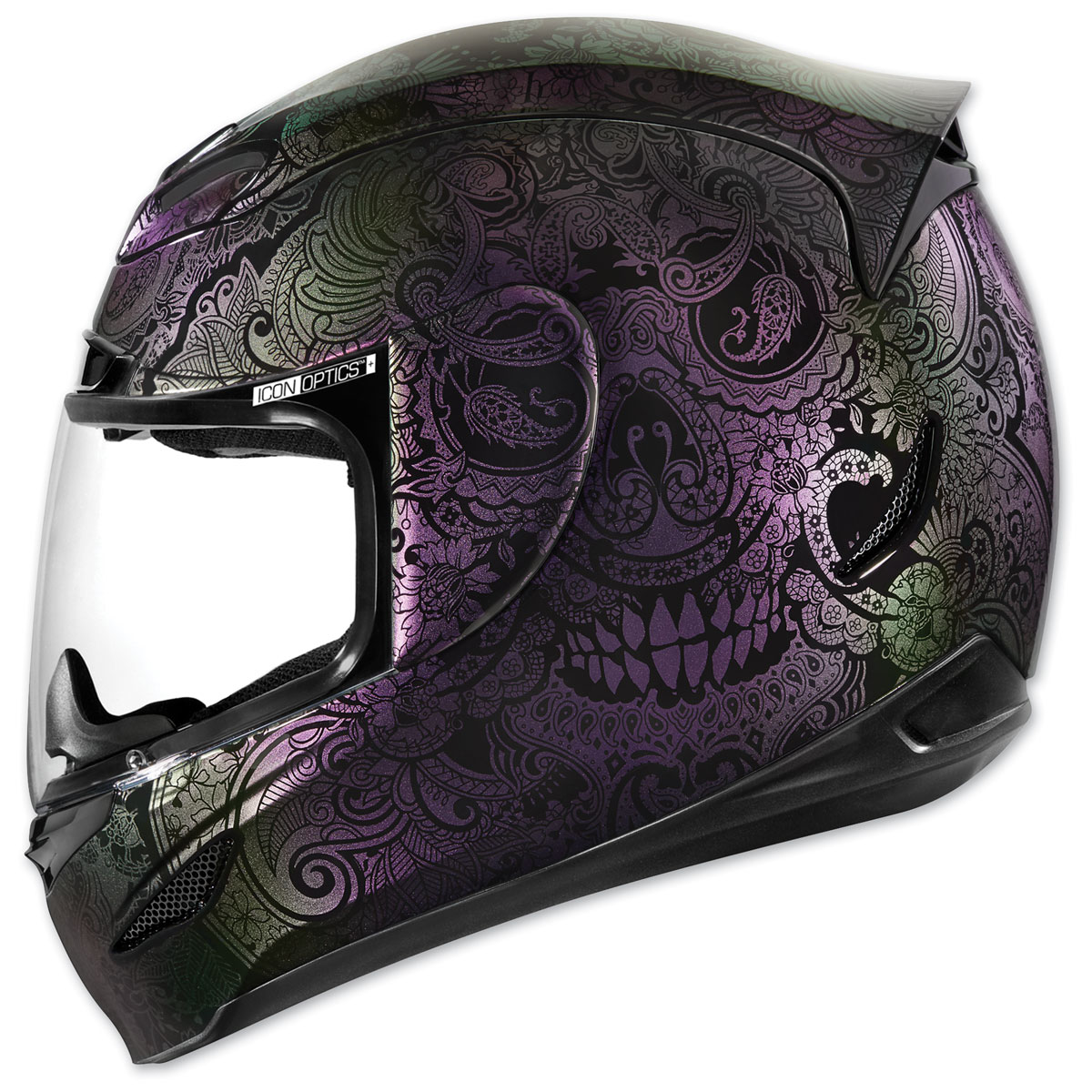 358a9494c18 ICON Airmada Chantilly Opal Full Face Helmet - 0101-10768