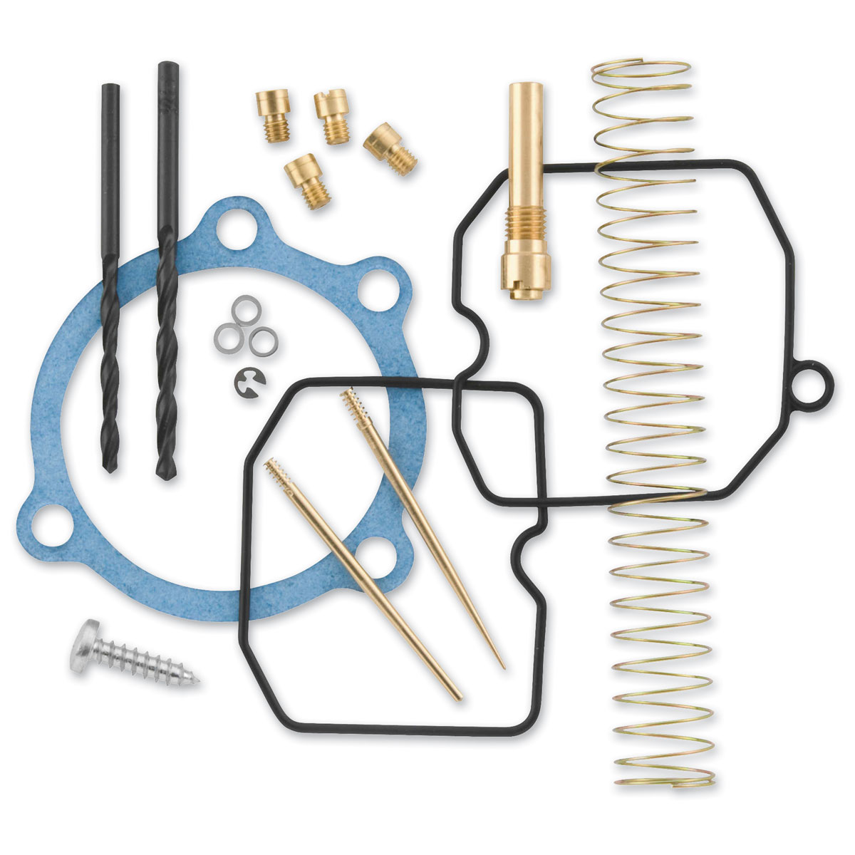 Twin Power CV Recalibration Kit with Seals and Gaskets