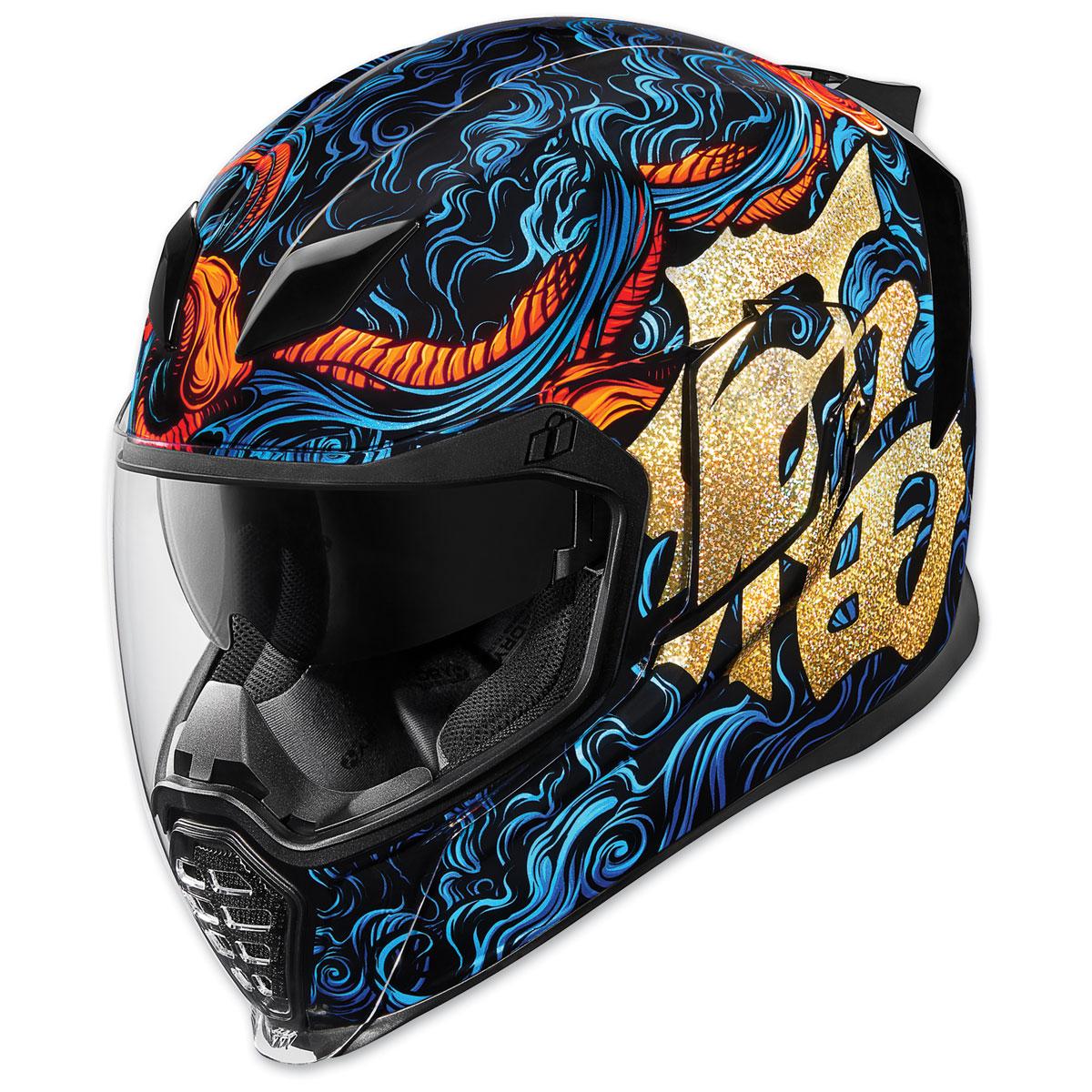 ICON Airflite Good Fortune Full Face Helmet