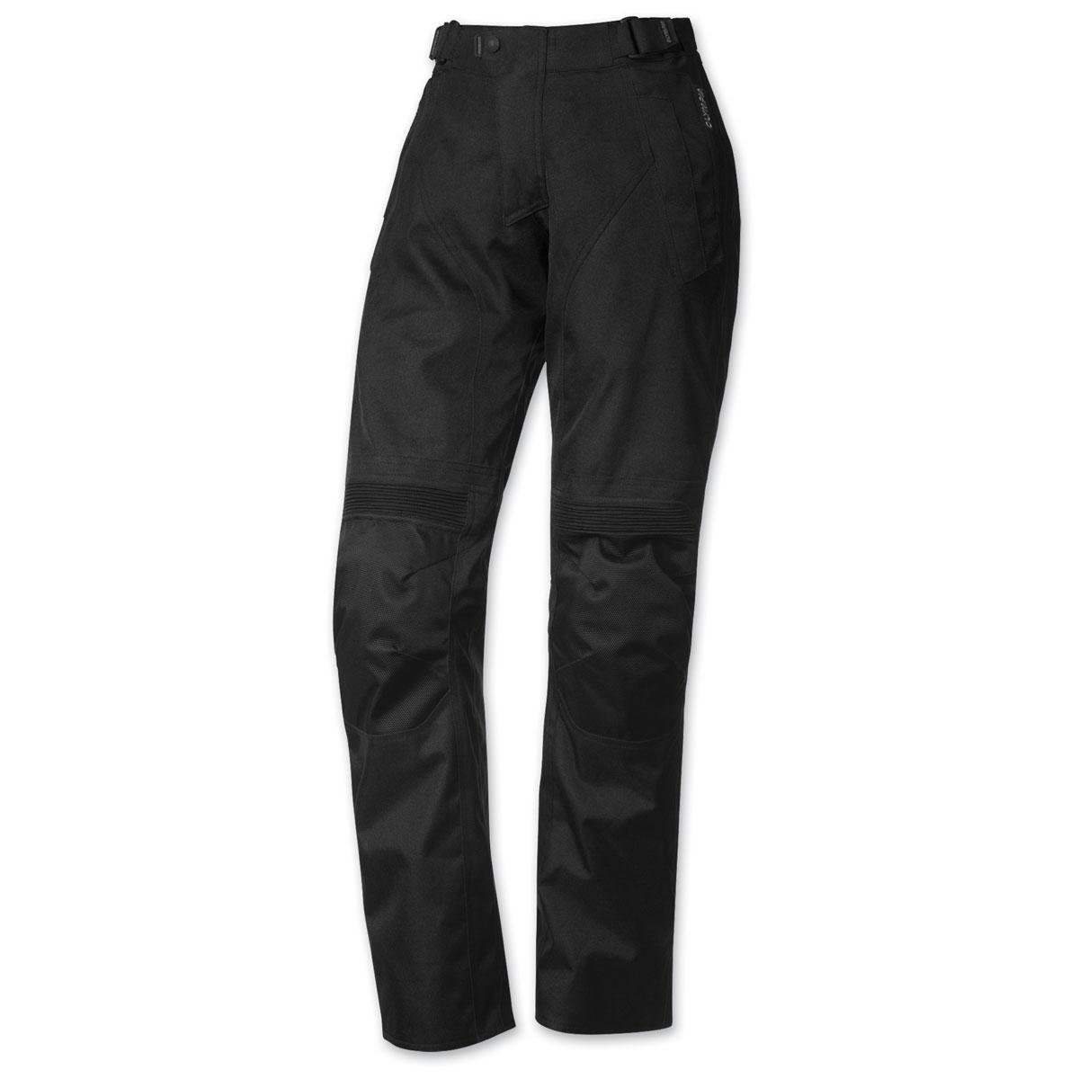 Olympia Moto Sports Women's Sentry 3 Black Pants