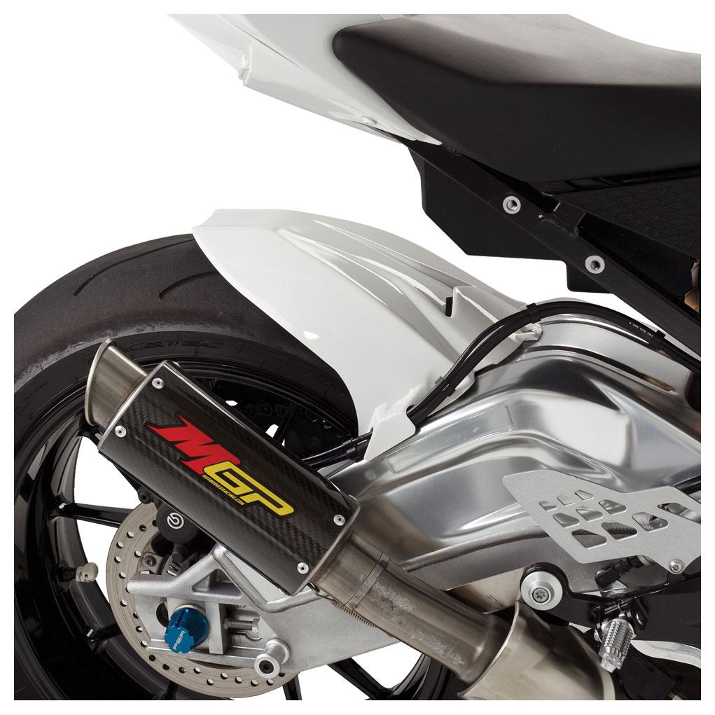 Hotbodies Rear Light White Tire Hugger