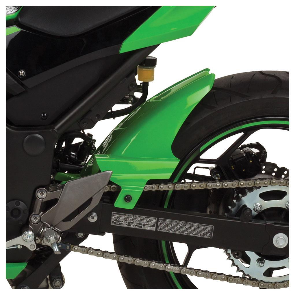 Hotbodies Rear Lime Green Tire Hugger