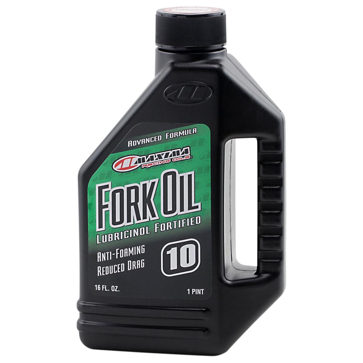 Maxima 10W Fork Oil 16oz