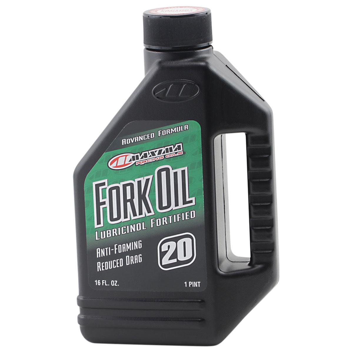 Maxima 20W Fork Oil 16oz
