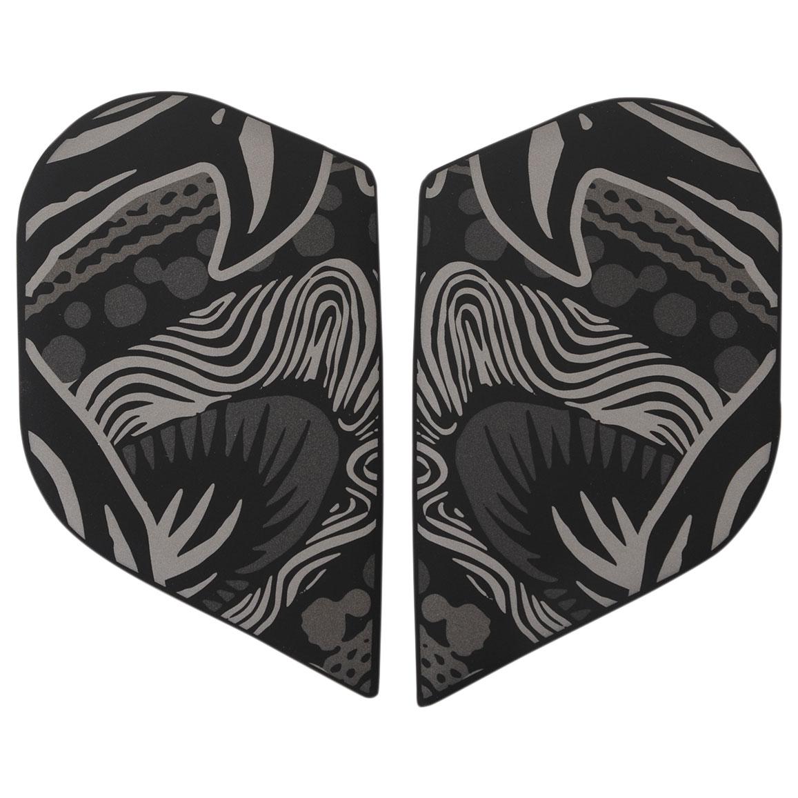 ICON Alliance Oro Boros Black Sideplates