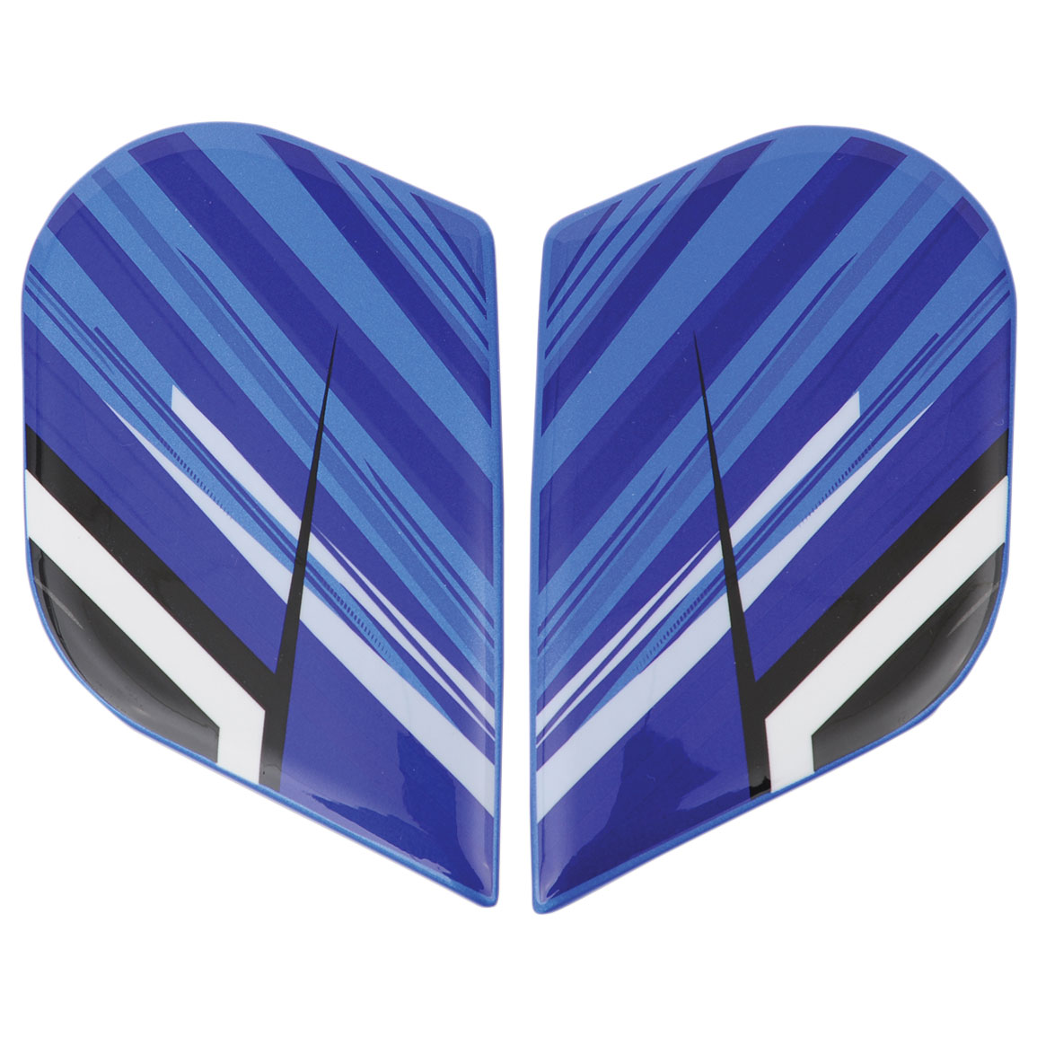 ICON Alliance Overlord Blue Sideplates