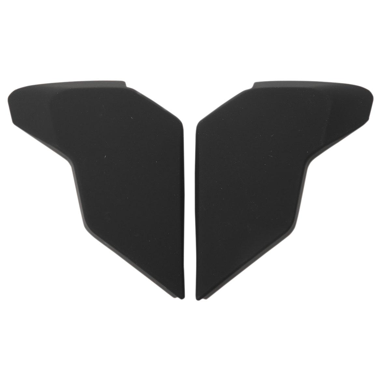 ICON Airflite Rubatone Black Sideplates