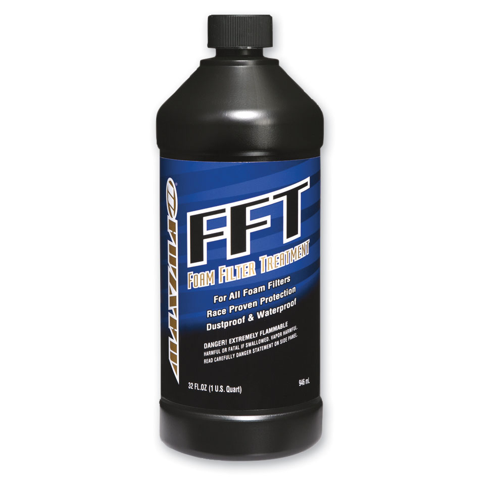 Maxima FFT Foam Filter Oil 1 Qt