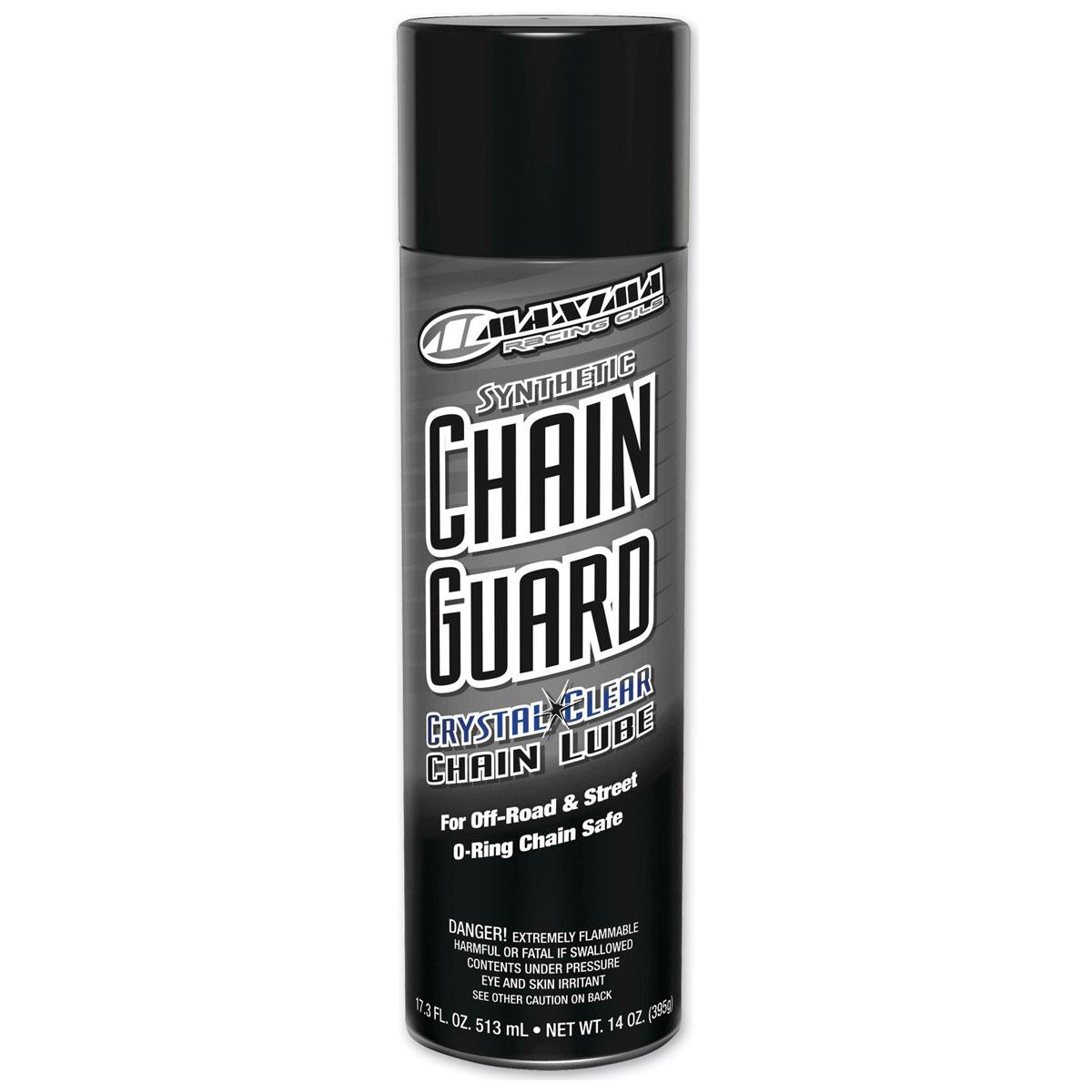 Maxima Synthetic Chain Guard Chain Lube 14 Oz