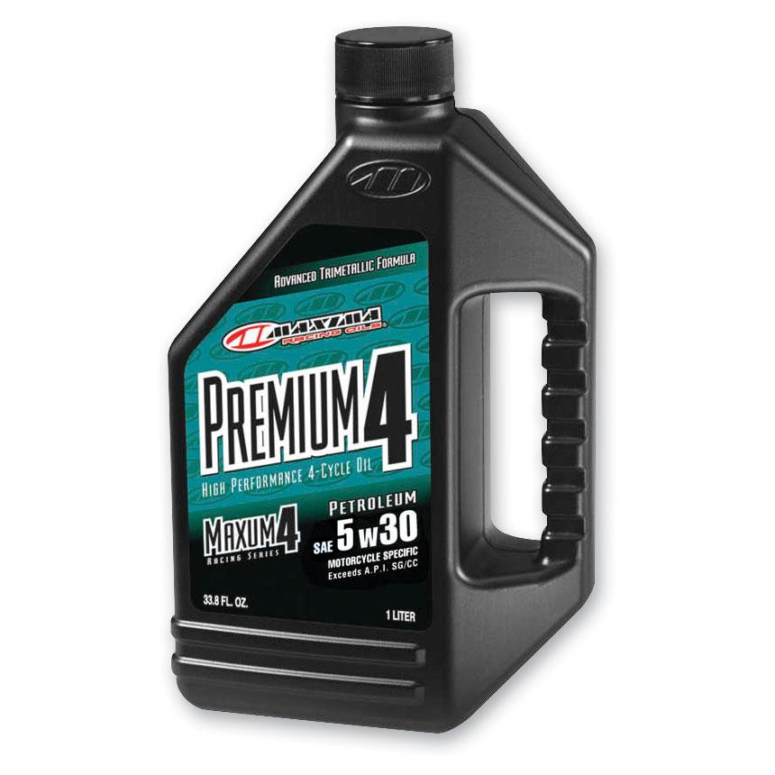 Maxima Premium 4 Engine Oil