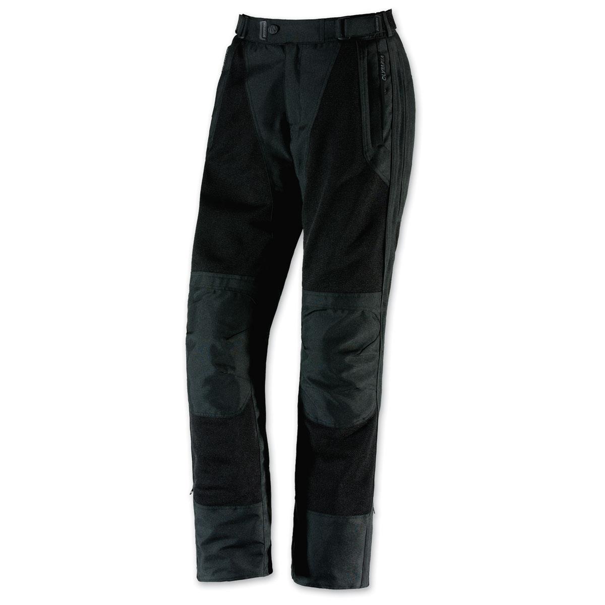 Olympia Moto Sports Women's Eve Black Pants