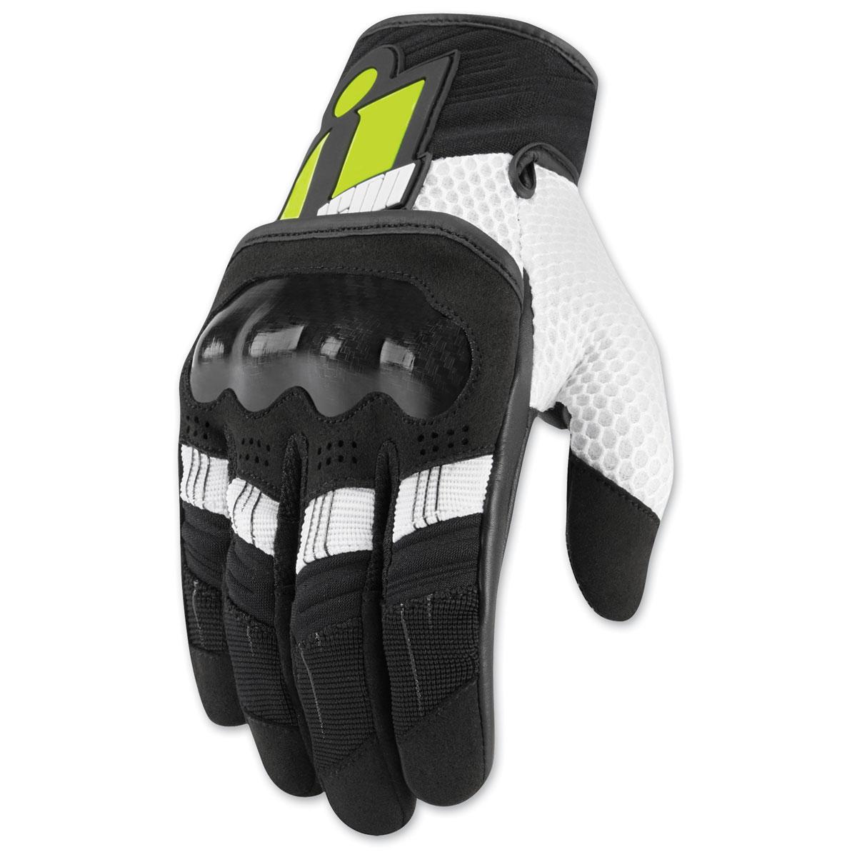 ICON Men's Overlord Hi-Viz Gloves