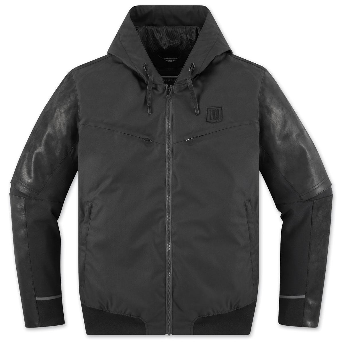 ICON One Thousand Men's Varial Black Jacket