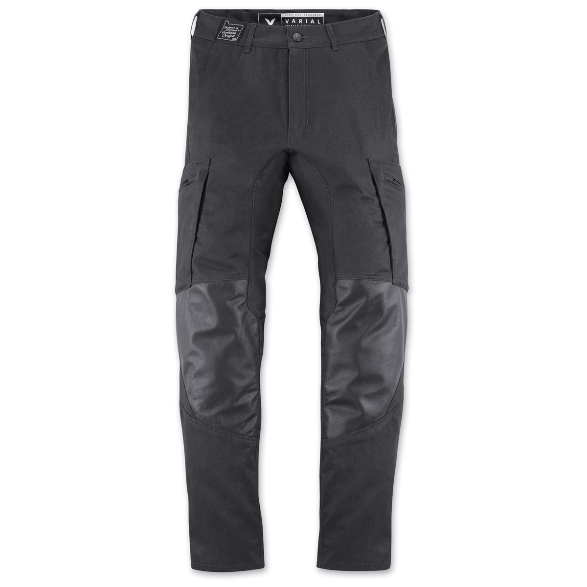 ICON One Thousand Men's Varial Black Pants