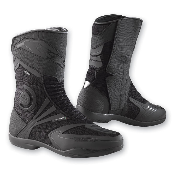 TCX Men's Airtech EVO Gore-Tex Black Boots