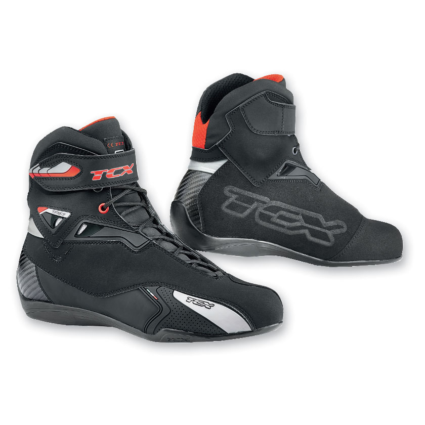 TCX Men's Rush Waterproof Black Boots