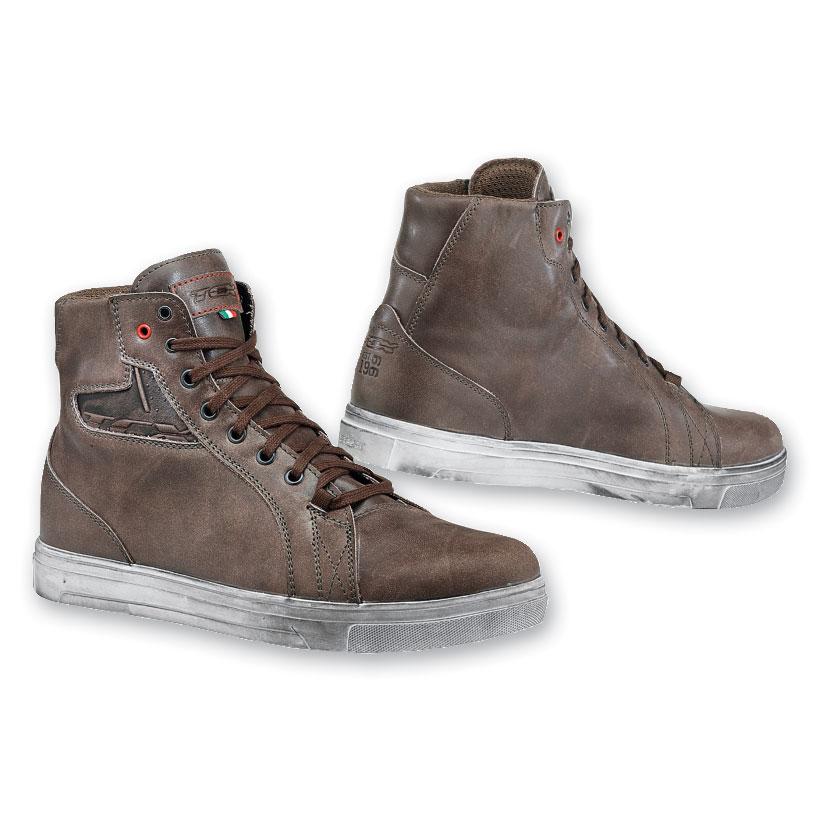 TCX Men's Street Ace Waterproof Coffee Brown Boots