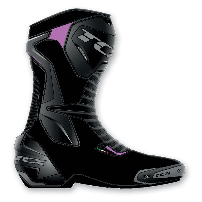 TCX Women's SP Master Black Boots